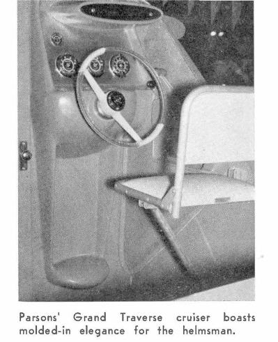 February 1959 Lakeland Boating magazine.
